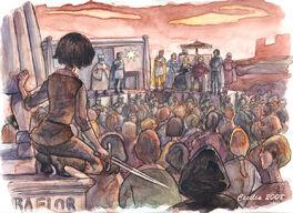 Joff s justice Arya POV by cabepfir