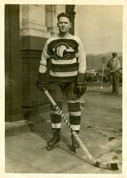 Cleveland Indians (IHL) player 1929