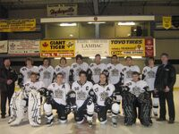 2008-09 Espanola Kings