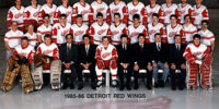 1985–86 Detroit Red Wings season