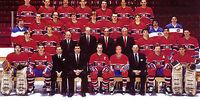 1984–85 Montreal Canadiens season