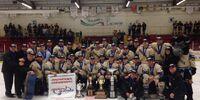 2015-16 Chinook Hockey League Season