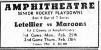 1951-52 Manitoba Senior A Playoffs