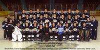 2003–04 WHL season