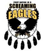 New Screaming Eagles Logo