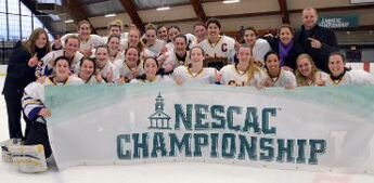 2014 NESCAC WIH Champs inside