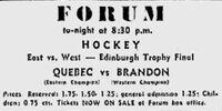 1956-57 Edinburgh Trophy Final