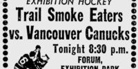 1962-63 Trail Smoke Eaters