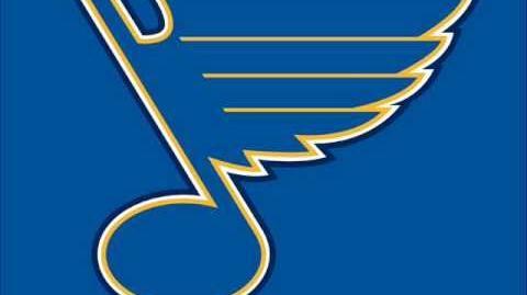 St. Louis Blues 2011-2012 Goal Horn