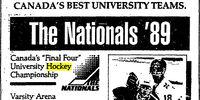 1989 University Cup