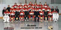 2005-06 Winnipeg Saints season
