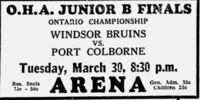 1942-43 Sutherland Cup Championship