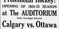1924–25 Ottawa Senators season