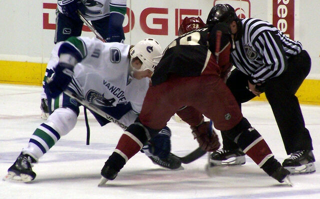 File:Ryan Johnson faceoff.jpg
