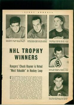 1951NHLTrophies
