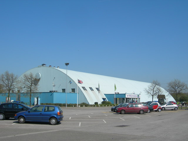 File:Lee Valley Ice Centre.JPG