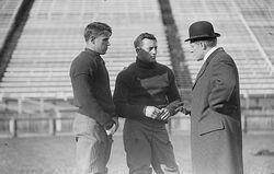 Walter Logan, John Kilpatrick, Ralph Bloomer