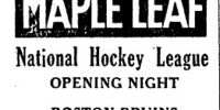 1932–33 Toronto Maple Leafs season