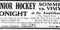 1917-18 Winnipeg Military Hockey League Season