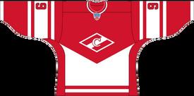 Spartak red