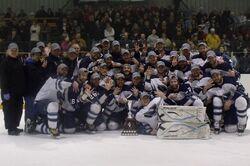 2012-13 Saugeen Shores Winterhawks