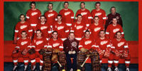 1957–58 Detroit Red Wings season