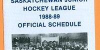 1988-89 SJHL Season