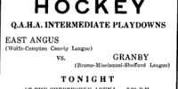 1940-41 Quebec Intermediate Playoffs