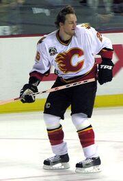 Darren McCarty - Calgary Flames