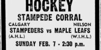 1970-71 Alberta Senior Playoffs