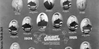 1924-25 Alberta Junior Playoffs