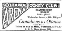 1917–18 Ottawa Senators season