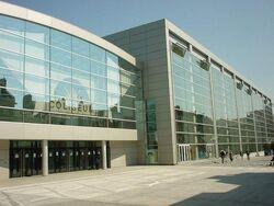 Coliseum facade
