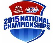 2015 USA Hockey National Championships logo