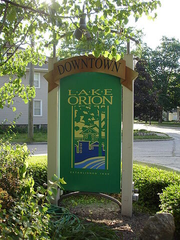 File:Lake Orion, Michigan.jpg
