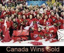2006CanadaOlympicsWimen