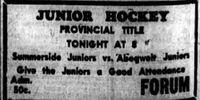 1950-51 PEI Junior B playoffs