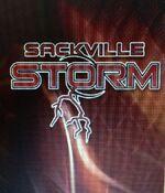Sackville Storm logo