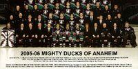 2005–06 Mighty Ducks of Anaheim season