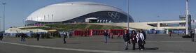 Большой ледовый дворец в Олимпийском парке