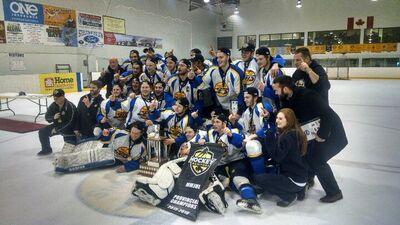 2016 MMJHL champs Stonewall Jets