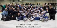 2013-14 GOJHL Season