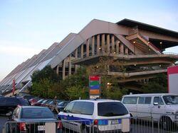 Ottawa Civic Centre sideview 2004
