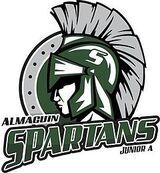 Almaguin Spartans logo