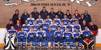 2004-05 OHAJDL Season