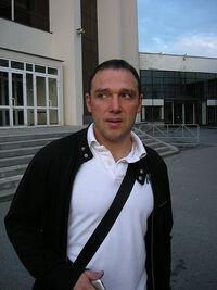 Sergei Krivokrasov Russian ice hockey forward Silver Olympic medal 1998.jpg