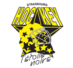 File:Étoile Noire de Strasbourg logo.png