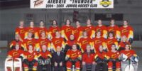 2004-05 HJBHL Season