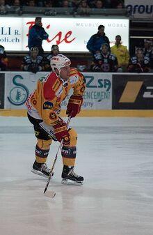 Nicholas Naumenko - Fribourg-Gottéron vs. SC Langnau, 15.01.2010