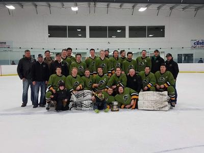 2017 BLHL champs Meadow Lake Broncos